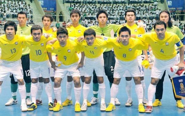 Tailândia futsal (Foto: Divulgação/Fifa)