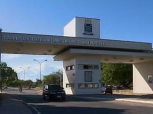 Universidade Federal do Piauí (Foto: Reprodução/TV Clube)