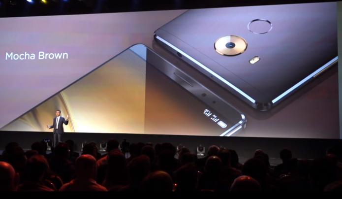 Huawei Mate 8 (Foto: Divulgação)
