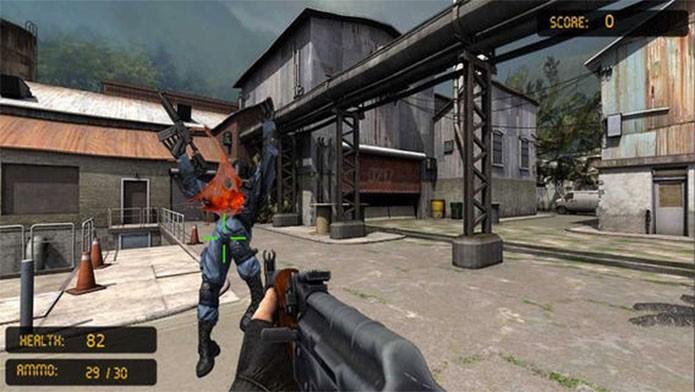 Top Sniper Shooting também aposta na destreza dos snipers de CS (Foto: Divulgação/Kory Foster)