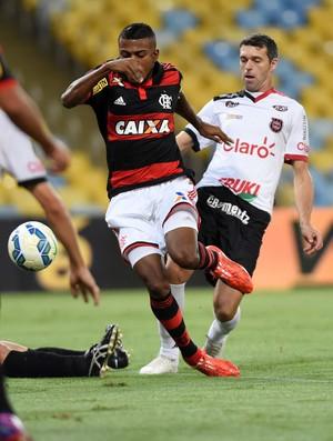 Flamengo x Brasil de Pelotas (Foto: André Durão / Globoesporte.com)