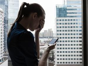 O ghosting está cada vez mais comum com os sites e aplicativos de encontros (Foto: Getty Images)