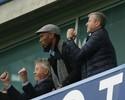 Timão ouviu de Drogba que ele deve se aposentar e trabalhar no Chelsea