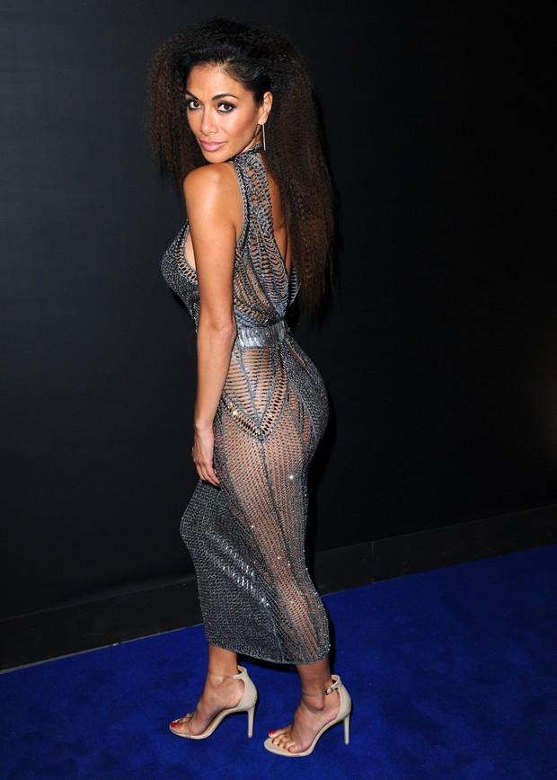 Nicole Scherzinger em festa em Londres, na Inglaterra (Foto: Eamonn M. McCormack/ Getty Images)