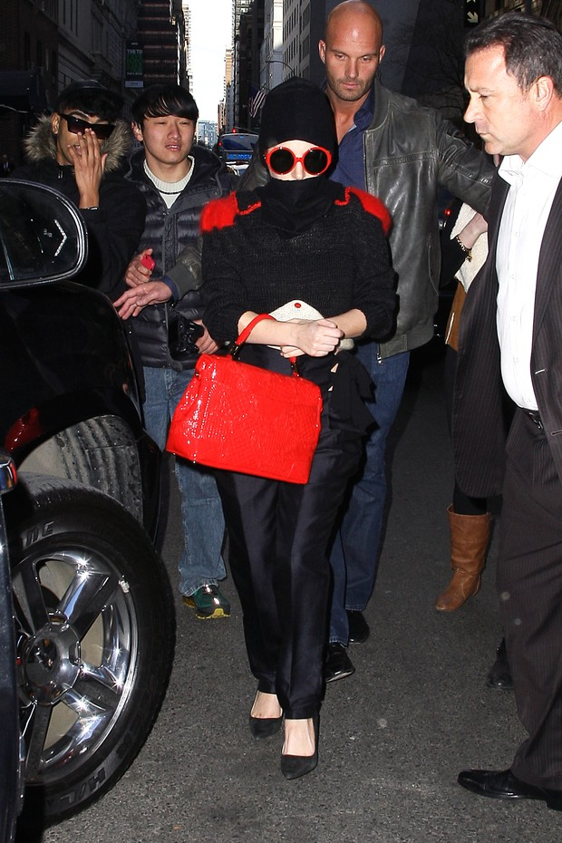 Lady Gaga  (Foto: AKM-GSI BRASIL / Splash News)