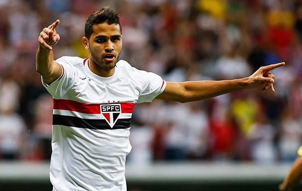 Alan Kardec é a esperança do ataque tricolor para 2016 (Foto: Getty Images / reprodução Globoesporte.com)