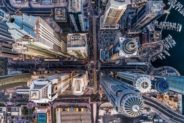 As melhores fotos feitas por drones em 2017 (Foto: Reprodução)