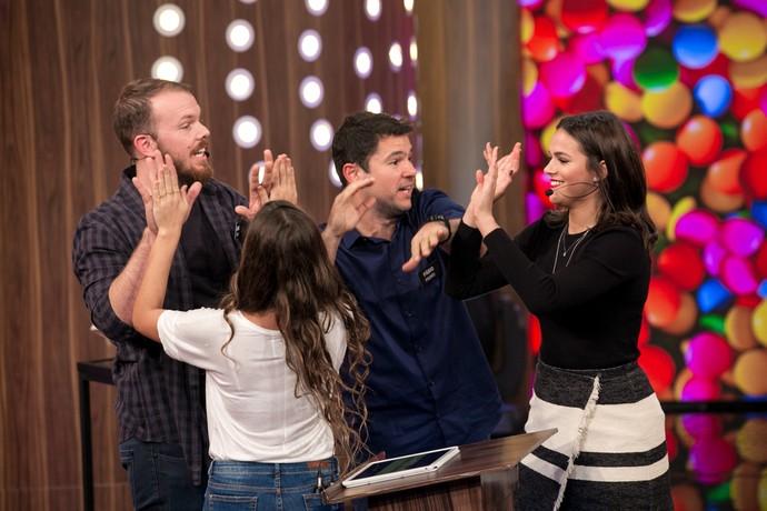 Programas em família são os preferidos da atriz (Foto: Isabella Pinheiro/Gshow)