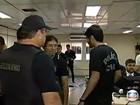 Polícia prende suspeitos durante a 'Operação Tempestas', em Belém