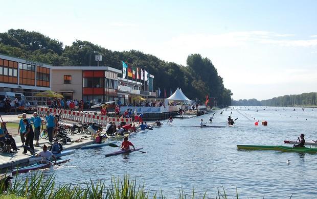 Mundial de Canoagem Rápida e Paracanoagem 2013 disputado na Alemanha (Foto: Divulgação)