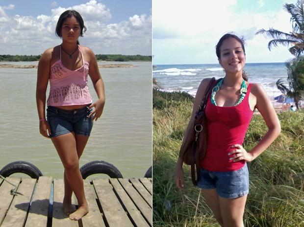 Ana Carolina conta que aprendeu a gostar do estilo de vida saudável e promete não engordar de novo (Foto: Arquivo pessoal)