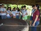 Alunos do Amapá recebem aulas de inglês de monitores americanos
