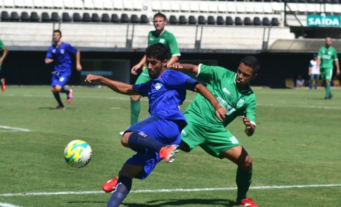 São José FC x Guaçuano - São José dos Campos FC (Foto: Tião Martins/ TM Fotos)
