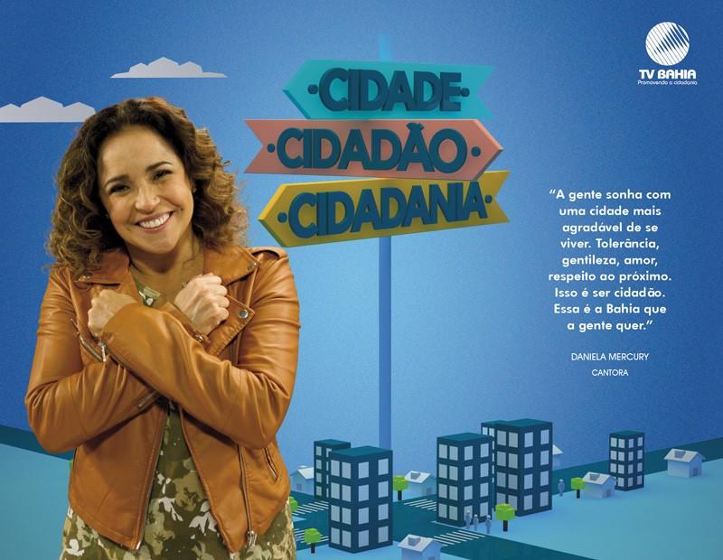 Daniela Mercury (Foto: Divulgação)
