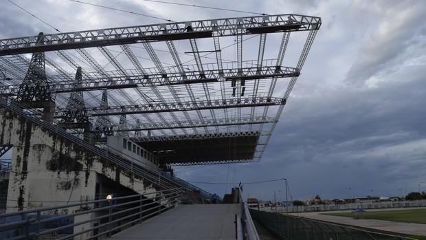 Estádio Zerão pode ser palco da final do Amapazão 2013, diz FAF (Foto: Jonhwene Silva/GE-AP)