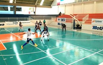 Vivaz perde e é eliminado da primeira divisão da Taça Brasil de Futsal Sub-20