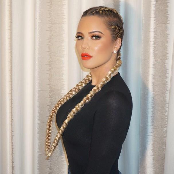 Khloé Kardashian (Foto: Reprodução/ Instagram)