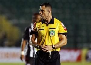 Luiz Teixeira Rocha árbitro CBF-RS (Foto: Divulgação/ Sindicato dos Árbitros do RS)