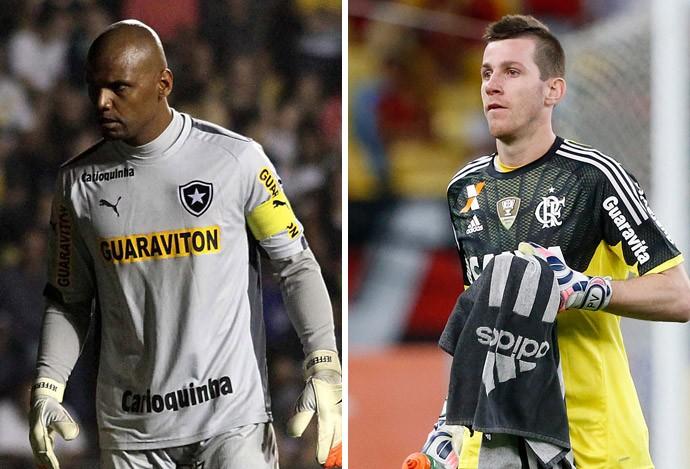 Monategm Jefferson e Paulo Victor (Foto: Montagem sobre foto da Ag. Estado / O Globo)