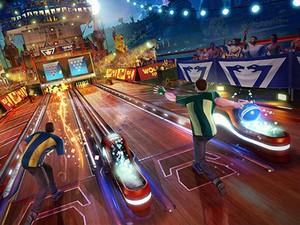 'Kinect Sports Rivals', novo lançamento para Xbox One (Foto: Divulgação/Microsoft)