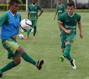Jean Chera atacante do Cuiabá (Foto: Assessoria/Cuiabá Esporte Clube)