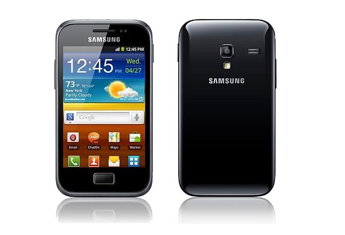 Ace Plus é atualização modesta do original (Foto: Divulgação/Samsung)