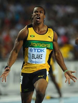 Yohan Blake jamaica atletismo unhas (Foto: Getty Images)