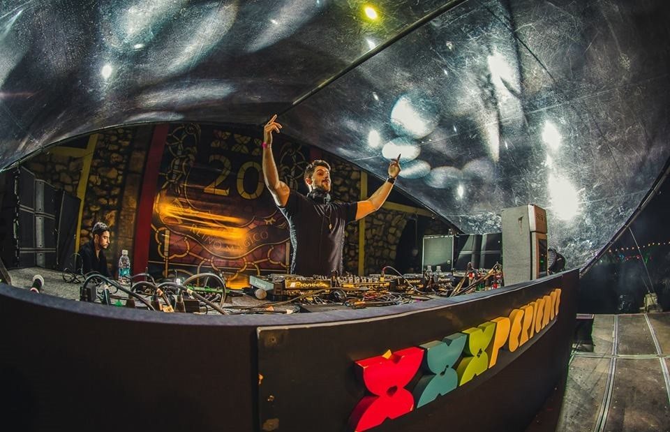 DJ Alok faz show na abertura da ExpoLondrina