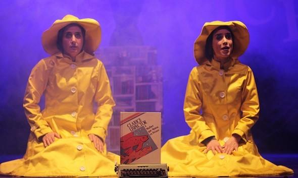"""""""Pescadora de ilusões"""" é adaptação da obra de Clarice Lispector (Foto: Divulgação/ Deborah Schcolnic)"""