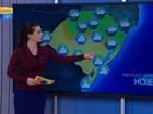 Umidade vinda da Amazônia deixa nuvens carregadas no RS nesta 4ª
