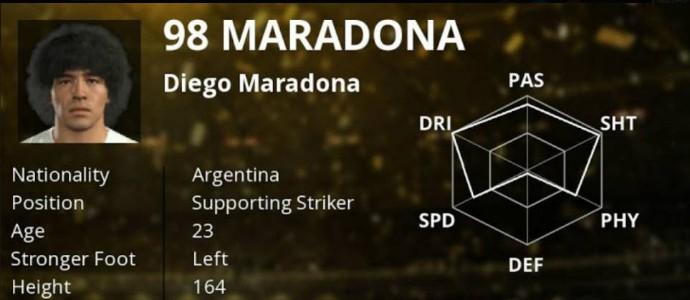 Maradona - PES