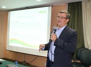 Professor Paulo Silva Vieira (Foto: Renato Pereira)