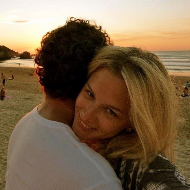 Fiorella Mattheis e o marido (Foto: Instagram/Reprodução)