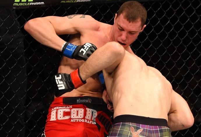 Jake Matthews James Vick, UFC: Hunt x Miocic (Foto: Getty Images)