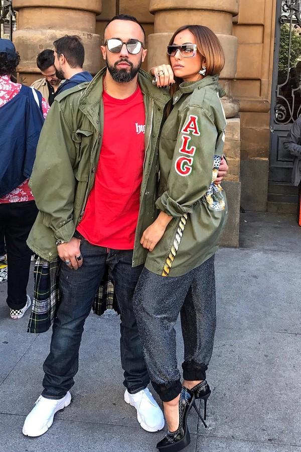 Yan Acioli e Sabrina Sato (Foto: Instagram/Reprodução)
