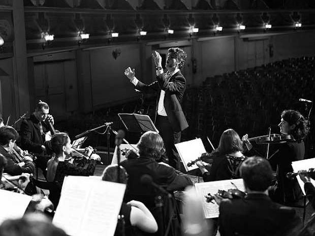Orquestra Barroca Festival Pró-Música  (Foto: Assessoria Pró-Música/ Divulgação)