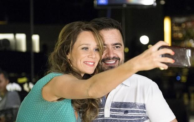 Selfie! (haja coração)