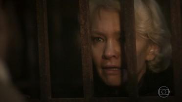 Greta é presa por Egídio
