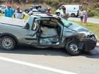 Acidentes deixam 2 mortos em estradas do Sul de Minas