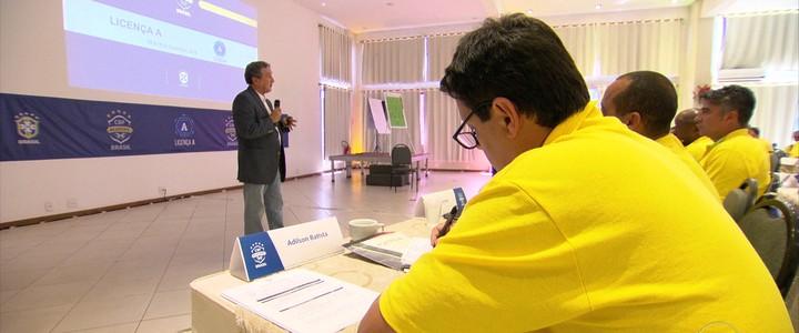 Profissão treinador: a formação no Brasil