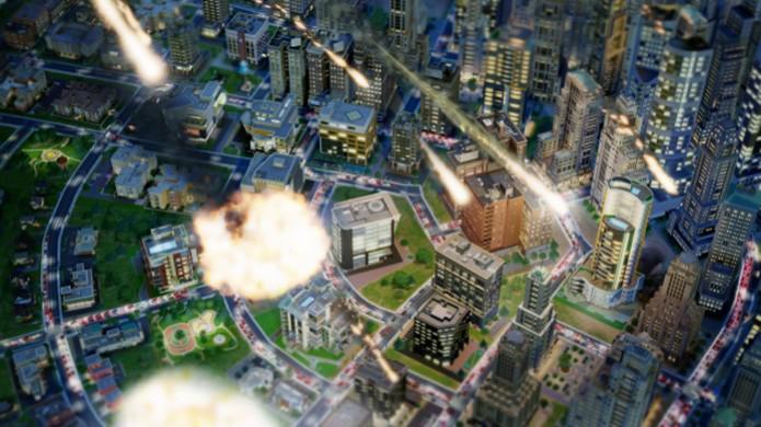 Aproveite o modo offline de SimCity para usar Cheats e causar desastres (Foto: Kotaku) (Foto: Aproveite o modo offline de SimCity para usar Cheats e causar desastres (Foto: Kotaku))