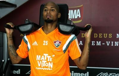 Wellington Silva Fluminense (Foto: Nelson Perez/Fluminense FC)