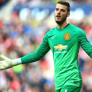 David De Gea, Sunderland X Manchester United (Foto: Getty Images)