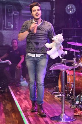 Luan Santana (Foto: Caio Duran / AgNews)