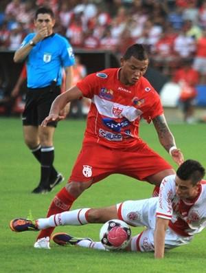 Roberto Lopes já defendeu o CRB (Foto: Ailton Cruz/ Gazeta de Alagoas)