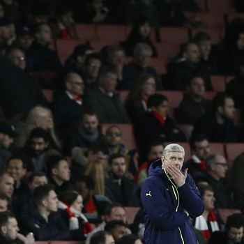 Arsene Wenger Arsenal x Bayern de Munique (Foto: Reuters)