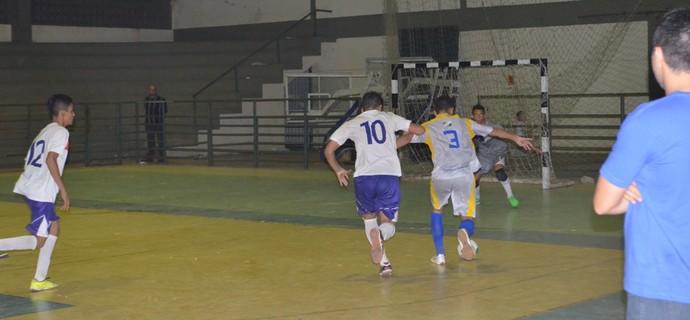 Taça Roraima Sub-17, Vivaz x Constelação (Foto: Nailson Wapichana)