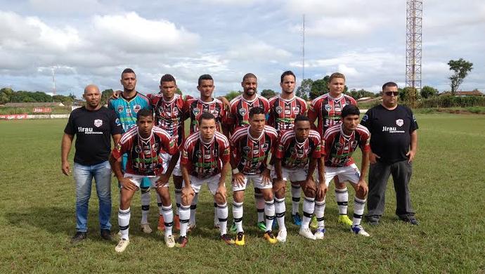 Equipe do Morumbi (Foto: Junior Freitas)