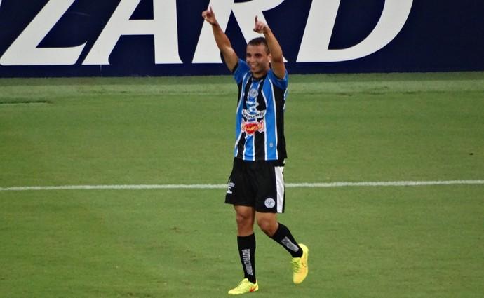 Thaciano Porto-PE x Náutico Sub-20 (Foto: André Vinícius / GloboEsporte.com)