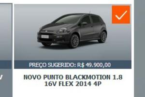 Punto Blackmotion (Foto: Reprodução)